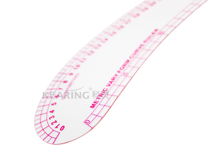 Metric Vary form Curve Ruler for Pattern Making 61 CM Students Tailors