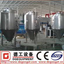 Staniless Steel Alcohol Distillation Tanks for Wine/Beer Used