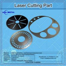 Sheet Metal Design & Fabrication For High Precise Machining cnc Laser Cutting Parts