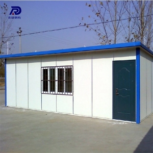 China sale Sandwich panels low cost prefab house designs for Africa