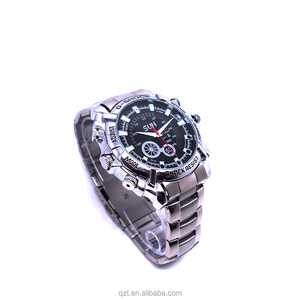 Shenzhen China new products full hd 1080p spy watch camera hidden