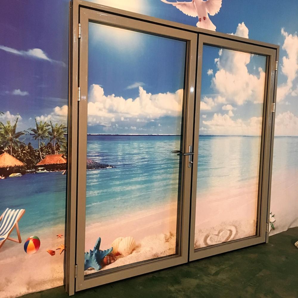 Oscilante De Aluminio Delantero Interior Baño Puertas Exterior ...