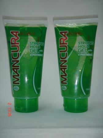Mancura Hair Gel Strong Hold
