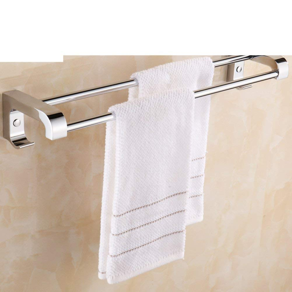 EQEQ Bath Rooms, Stainless Steel - Towel Holder/Bath Rooms/Towel Rack Towel Rack/2-Pole, Bath Rooms, Shelf-A