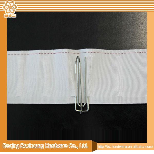 bande adh sive velcro fantaisie pour rideau en polypropyl ne 4 pouces 3 pouces. Black Bedroom Furniture Sets. Home Design Ideas