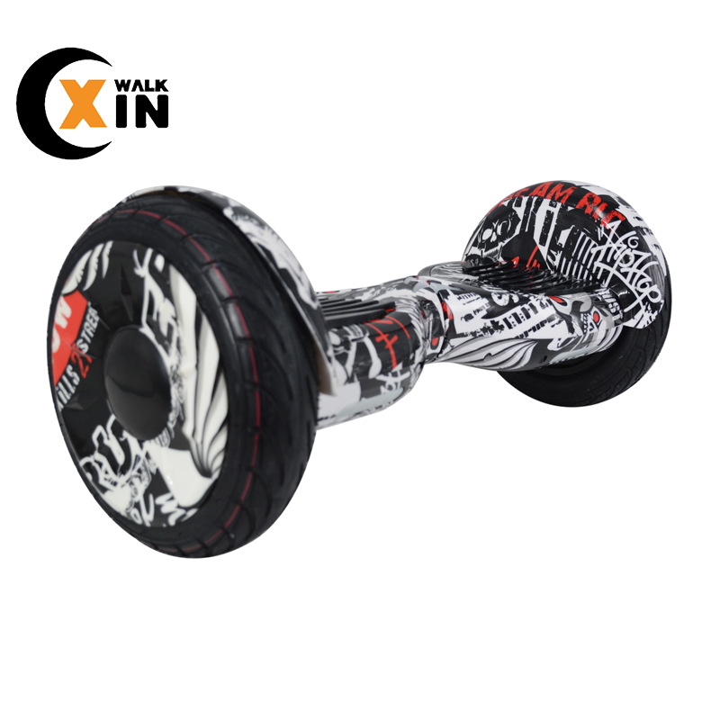 2018 hot products hoverboard 10 inch smart electric self balance scooter