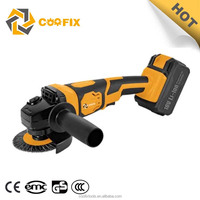 CF7001 COOFIX new 100mm 115mm M14 micro cordless angle grinder 68v with LED