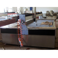 CNC abrasive waterjet cutting machine for metal stone marble granite cutting