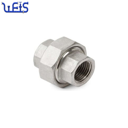 150LB Stainless Steel Pipe Fitting female Union