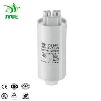 4.5UF 250V CBB80 CAPACITOR 30*50MM