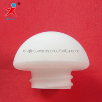Screw mouth white glass mushroom lamp shade buy screw glass lamp screw mouth white glass mushroom lamp shade aloadofball Images