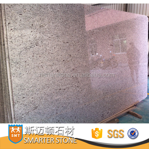 Indian granite white galaxy marble price solid granite for flooring