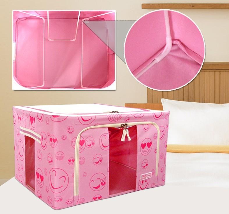 600D oxford cloth storage box living box & 600d Oxford Cloth Storage BoxLiving Box - Buy Foldable Storage ... Aboutintivar.Com
