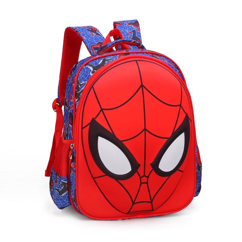 Novos Modelos De Homem Aranha Dos Desenhos Animados 3d Mochilas