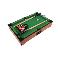 table top mini snooker game/