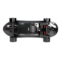 Remote Control 35KMH Belt Motor Kit Diy Style Mini Electric Skateboard