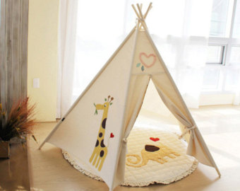 Popular animal teepee kids tent indian play tent & Popular Animal Teepee Kids Tent Indian Play Tent - Buy Animal ...