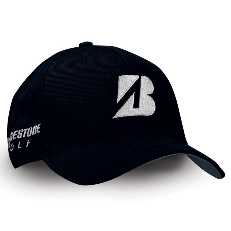237b73a45e5 Get Quotations · New 2015 Bridgestone Golf Tour Fitted Performance FlexFit Cap  Hat