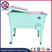 Metal Rolling Patio Cooler Cart, Metal Rolling Patio Cooler Cart Suppliers  And Manufacturers At Alibaba.com