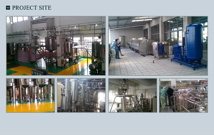 Batch type jacketed stainless steel agitated tank reactor