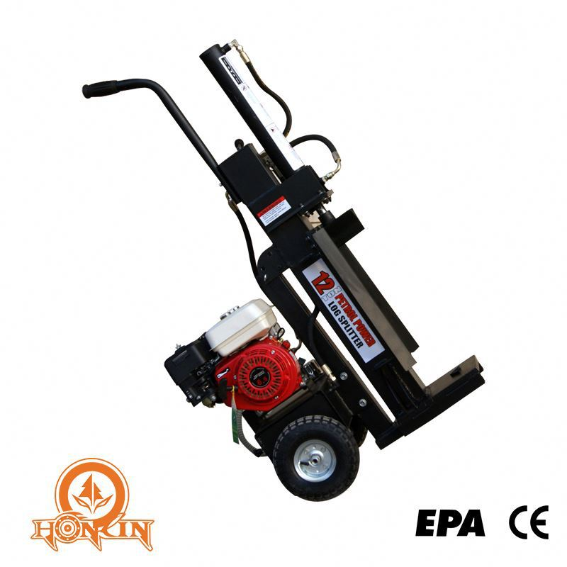 2015 Newest New Design Low Price Screw Log Spliter Splitter For Sale