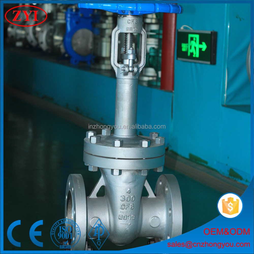 extended stem cryogenic condition gate valve with price