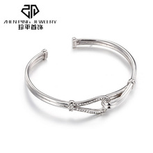 Dongguan personalized accessories women jewelry with diamonds