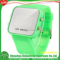 Light-Up Shining LED Watch