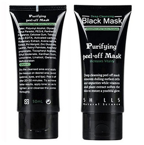 In stock deep cleansing pores purifying peel off natural bamboo charcoal blackhead remover shills black mask facial manufacturer