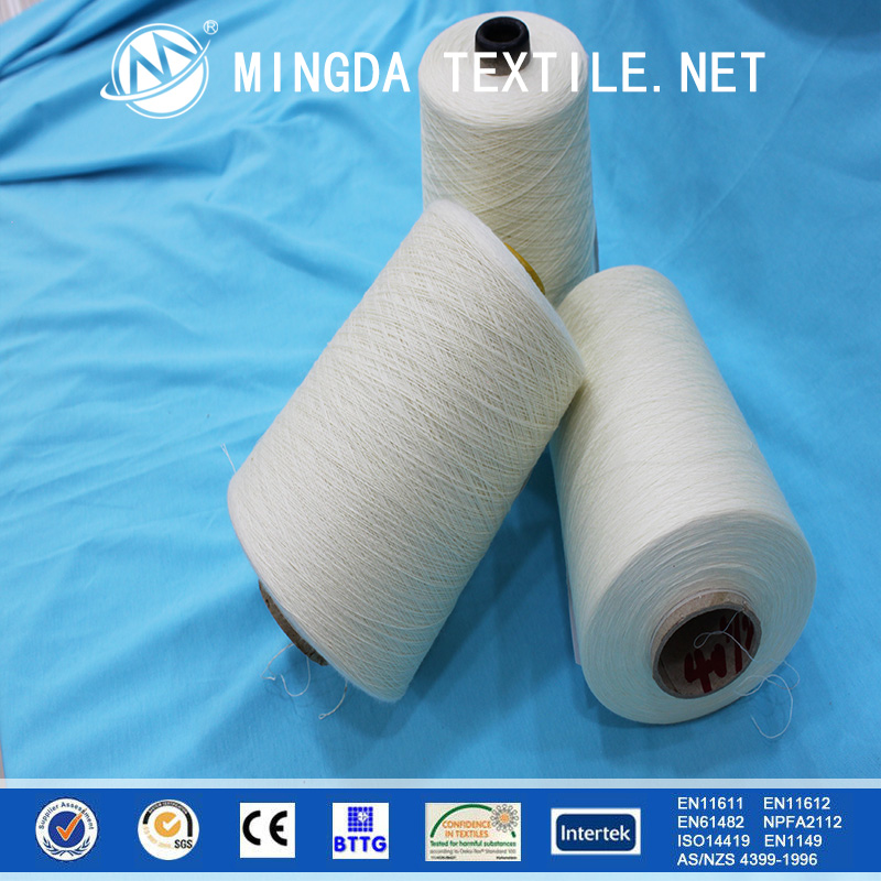 2017 high quality made in shantou flame retardant aramid sewing thread /meta aramid sewing thread