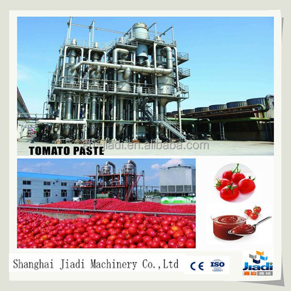 JD-E005 High quality tomato puree machine