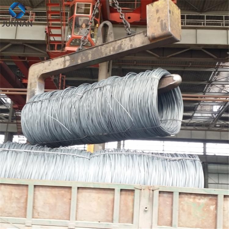 Sae1008 Wire Rod 5.5mm Q195 Welding Wire Rod Steel Coil Hs Code ...