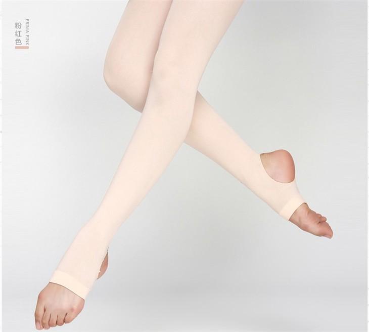 DANCE DEPOT filles enfant étrier Danse Leggings