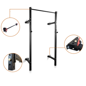 Manufacturer supply high quality wall mounted rig for Fitness center and GYM