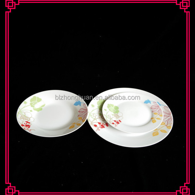 12pcs flower pattern hot sale ceramic dinnerware set  sc 1 st  Alibaba & Buy Cheap China flower pattern ceramic dinnerware Products Find ...