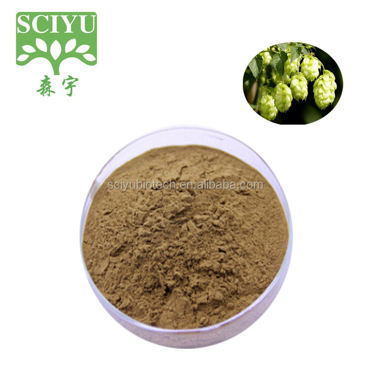 Factory supply natural hops and lupulin extract powder