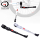 Adjustable Bicycle Kickstand Parking Rack Mountain Bike Kick Stand Cycling Parts