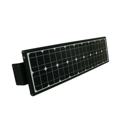 Water Resistant Large Flexible Solar Panels 180w Lightweight Panels