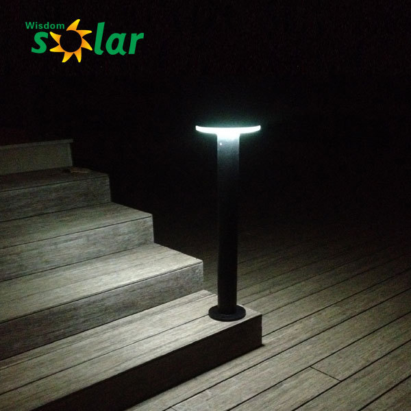 Wholesale Outdoor LED Garden Solar Powered Flag Pole Light Solar LED Spot Light (JR-CP06)