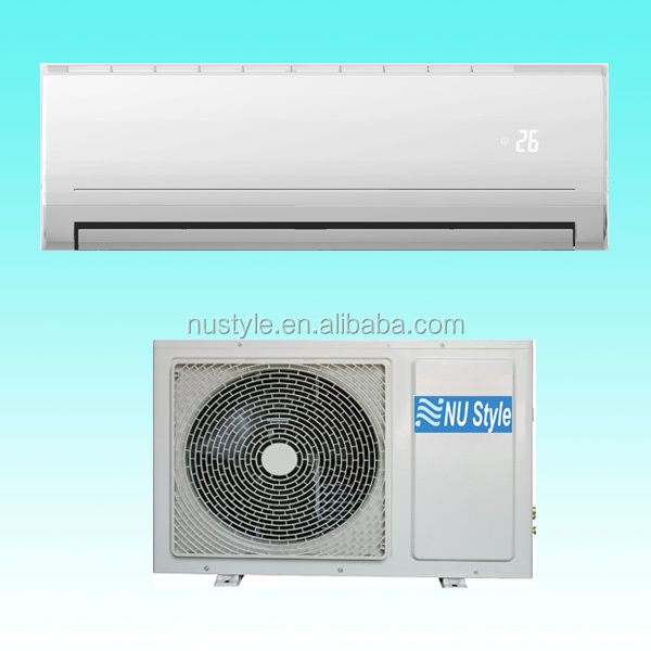 Ductless Air conditioner split type, LED display ( 9000BTU to 24000BTU)
