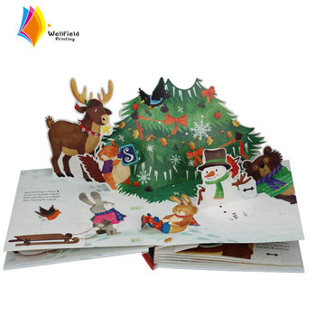 Best Selling Pop Up Books Printing Coloring 3d Pop Up Book Buy 3d