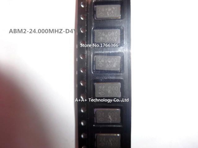 100MHZ ABRACON ASEM1-100.000MHZ-LC-T MEMS OSCILLATOR SMD 5 pieces