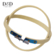 D&D hot sale bamboo cycle cross stitch wholesale embroidery hoops cross-stitch kits frame