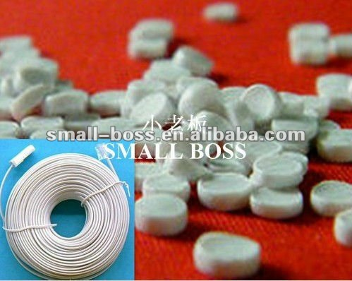 Cable grade pvc compound for cable jacket /rigid pvc compound for cables