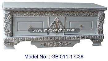 High Quality Cheap MDF TV Stand With Indian Style, Tv Hall Cabinet Living  Room Furniture