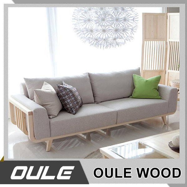 Good Home Furniture Latest Design Wooden Sofa Set With Moderate Price