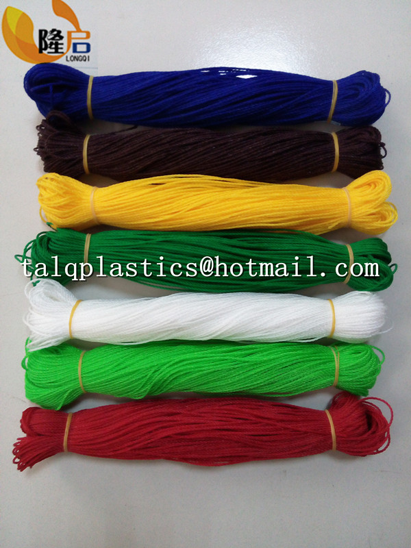 6mm nylon rope pe rope string taian