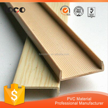Furniture Abs Wood Color Edging Plastic,Metal U Shaped Trim - Buy Flexible  Edge Trim,Furniture Edge Banding Trim,Metal U Shaped Trim Product on