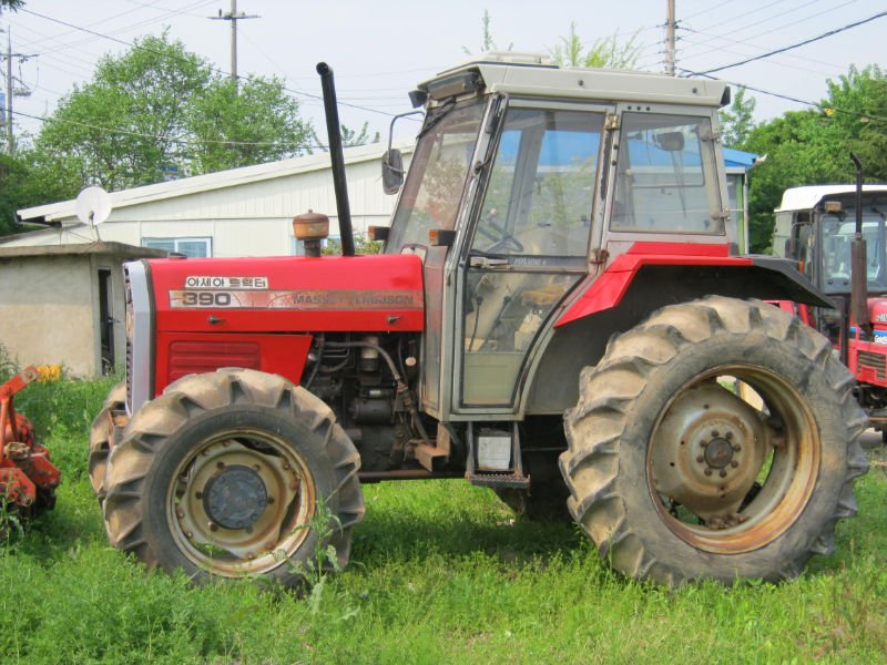 Massey Ferguson 375/390 Tractor For Sale