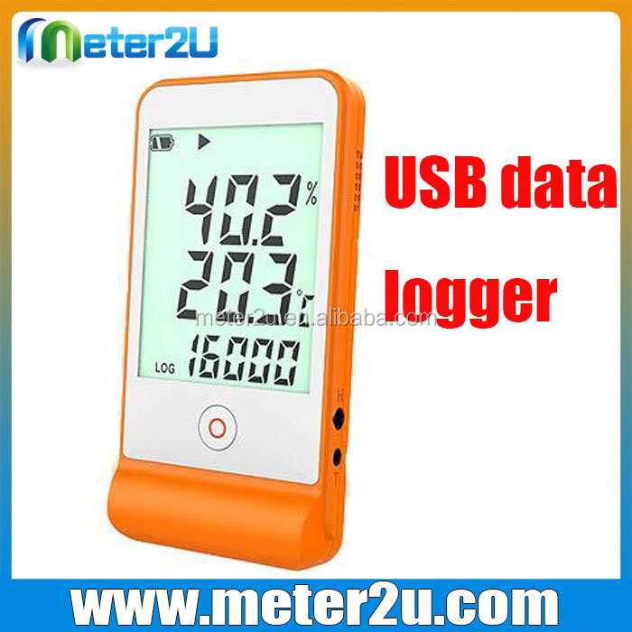 Popular digital data acquisition for Temperature Humidity WiFi